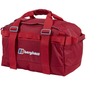 Berghaus Expedition Mule 40 Holdall, red dahlia/haute red